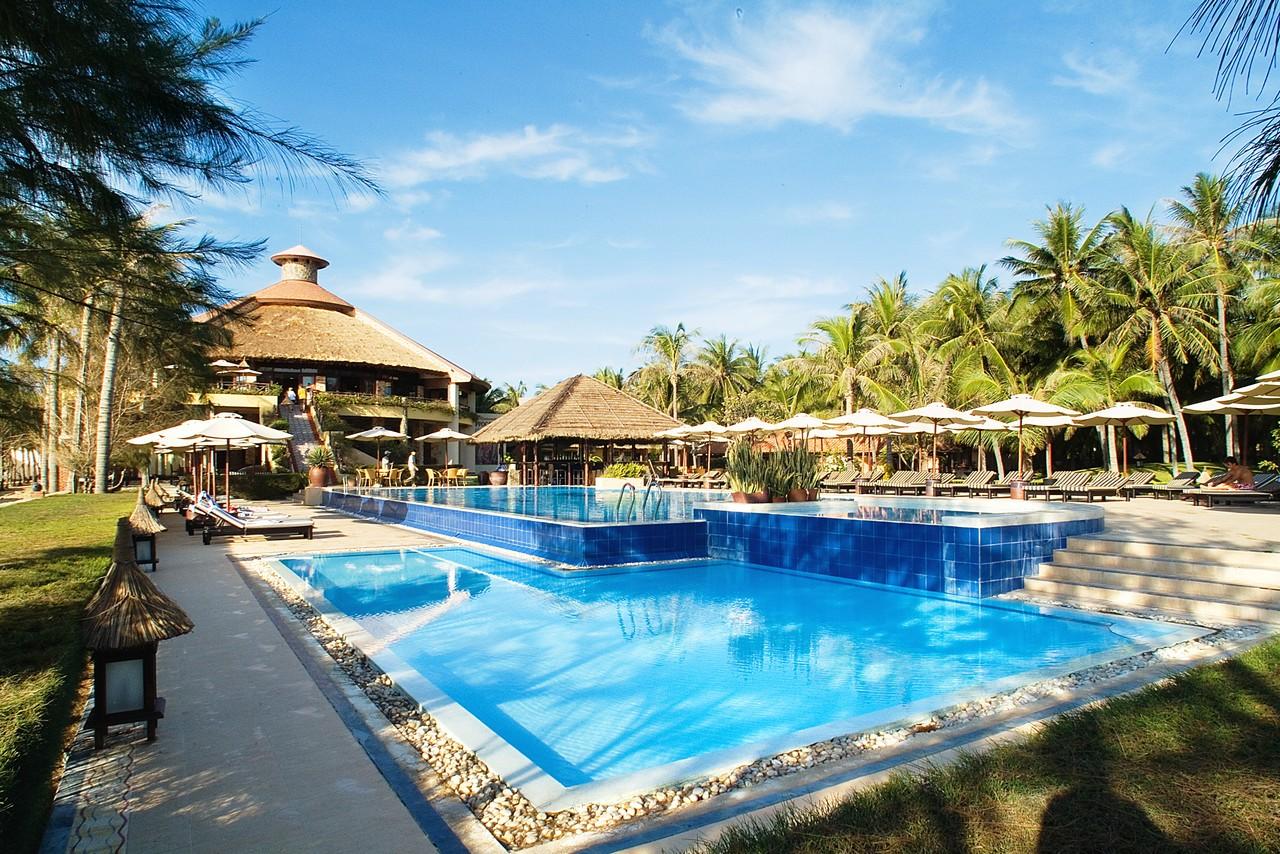 Фото бассейна в Seahorse Resort Spa