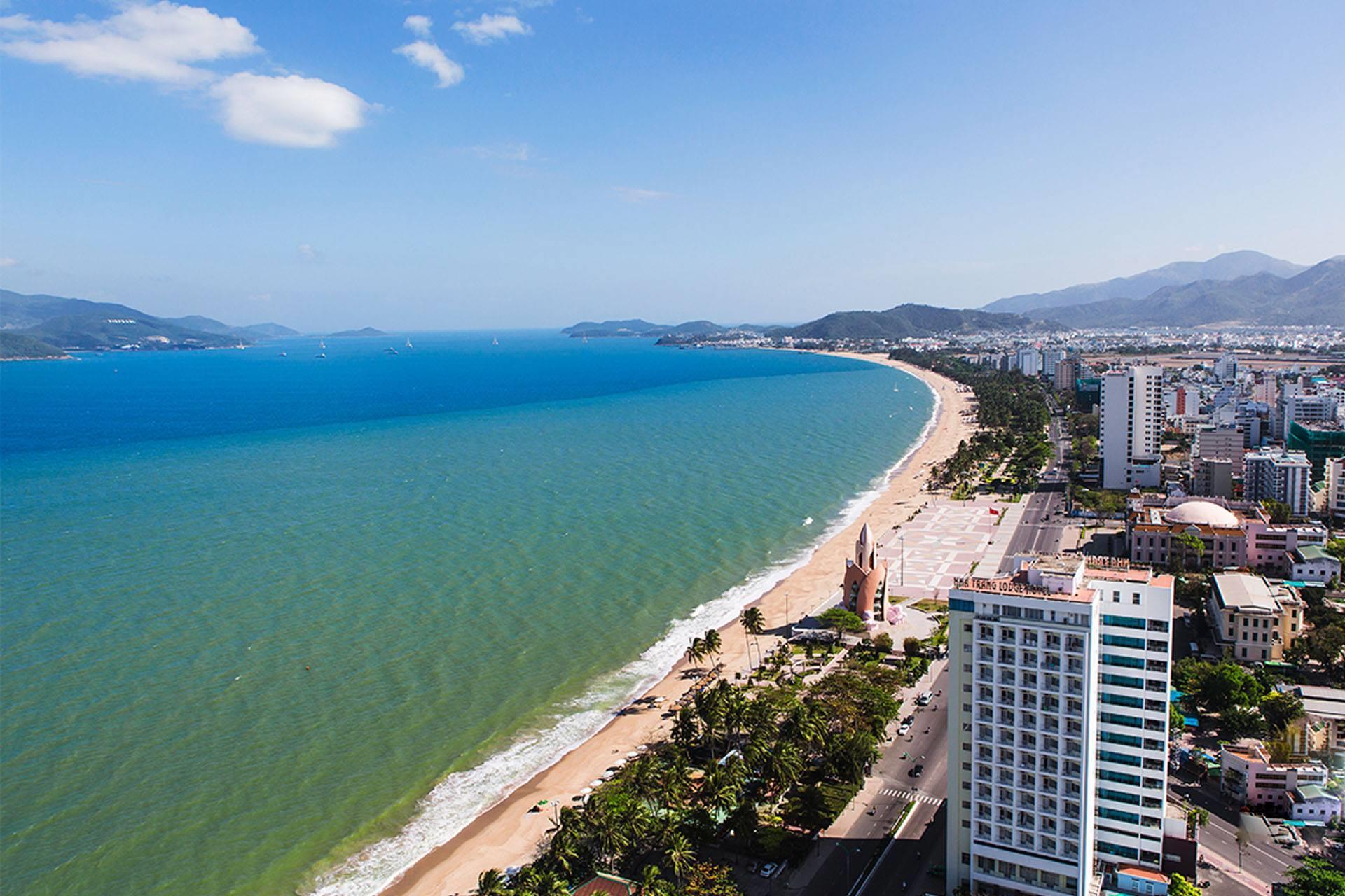 Фото пляжа Volga Nha Trang Hotel