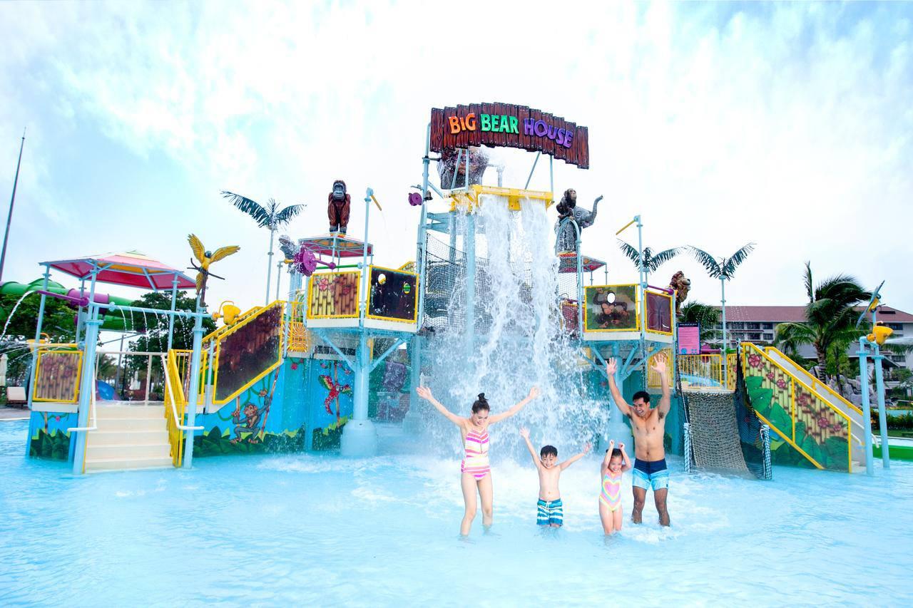 Фото водных развлечений в VinOasis Phu Quoc Resort